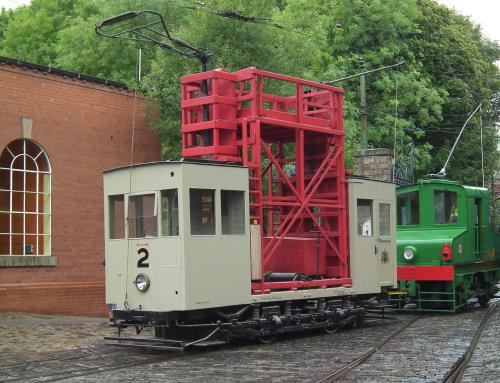 Leeds City Tramways  2 built 1931