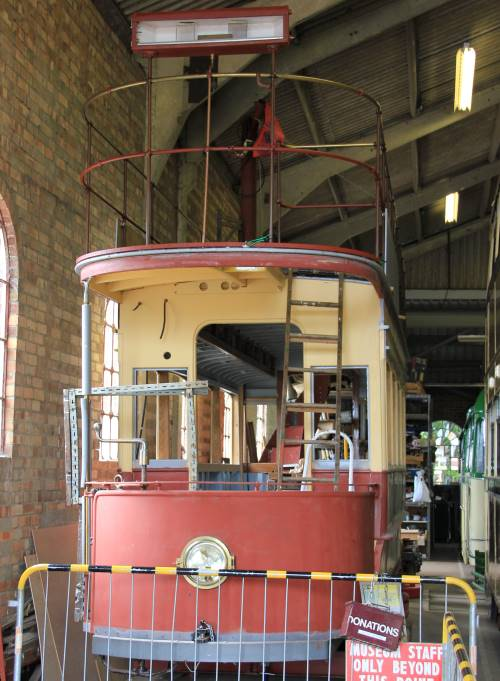Lowestoft Corporation Tramways  14 built 1904