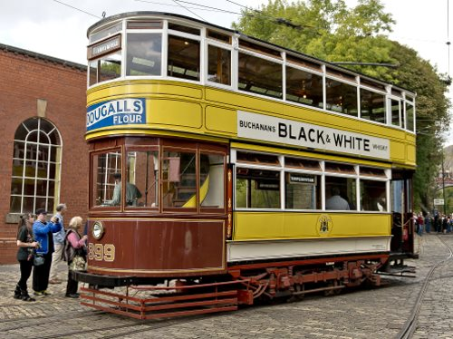 Leeds City Tramways  399 built 1926