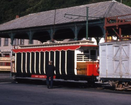 Manx Electric Railway  14 built 1898
