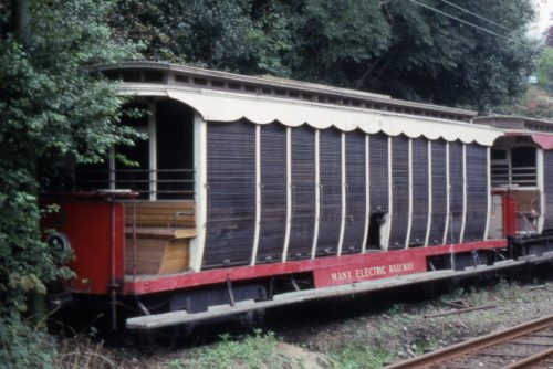 Manx Electric Railway  30 built 1904