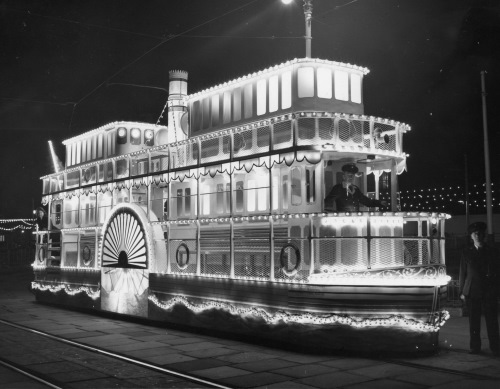 Blackpool Corporation Tramways  731 built 1959